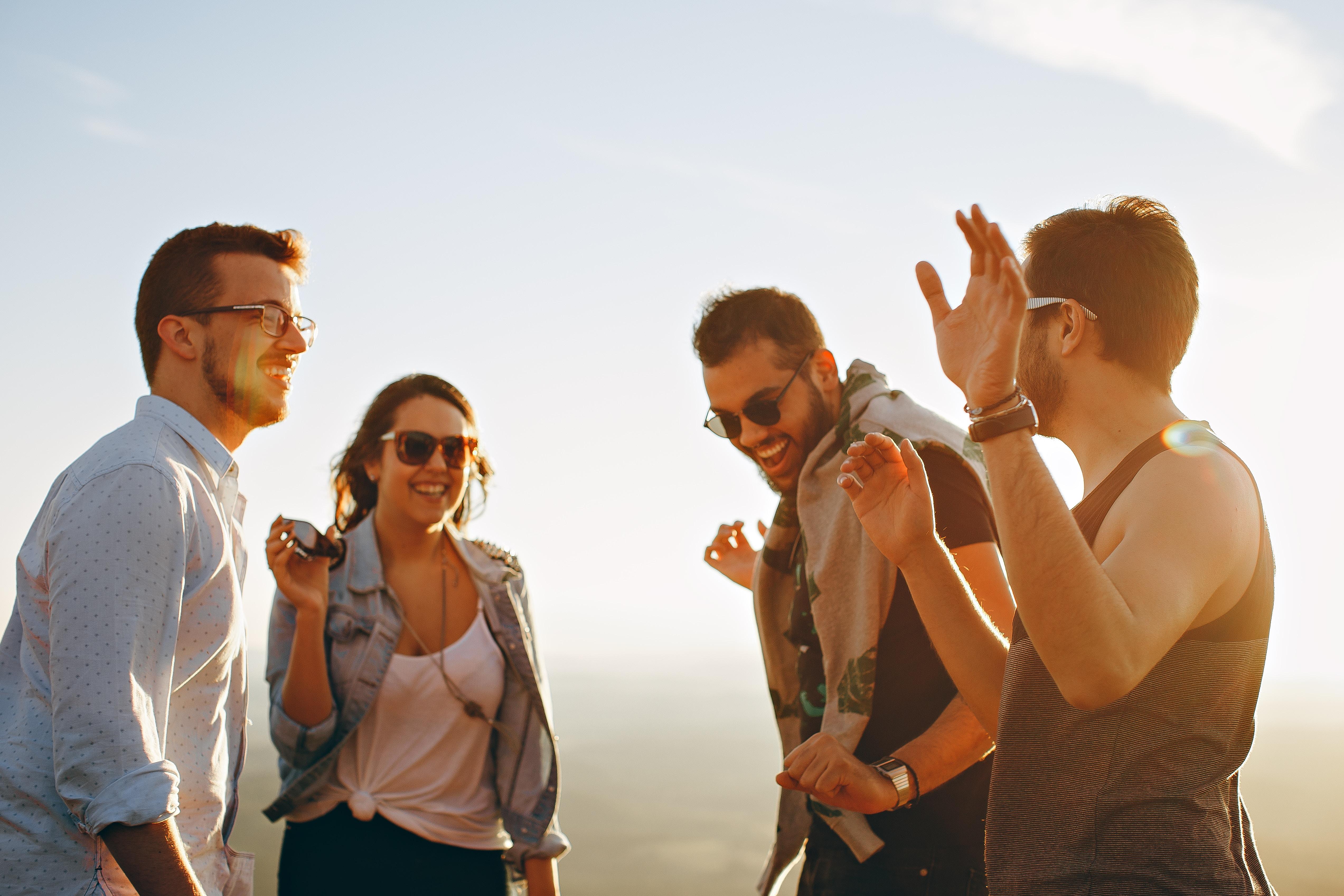 I cinque benefici dei balli di gruppo