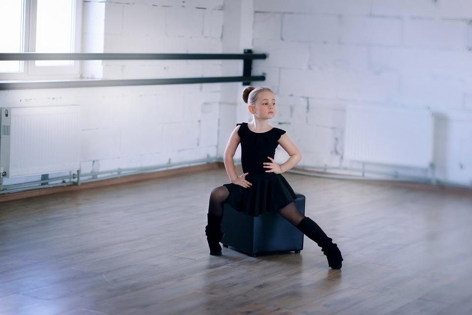 benefici della danza nei bambini