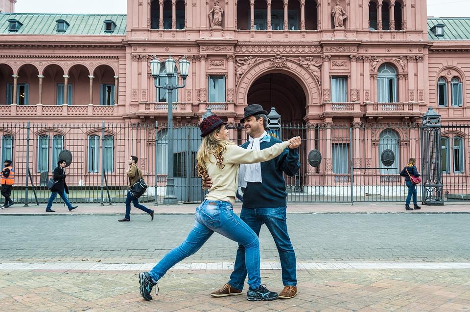ballare il tango