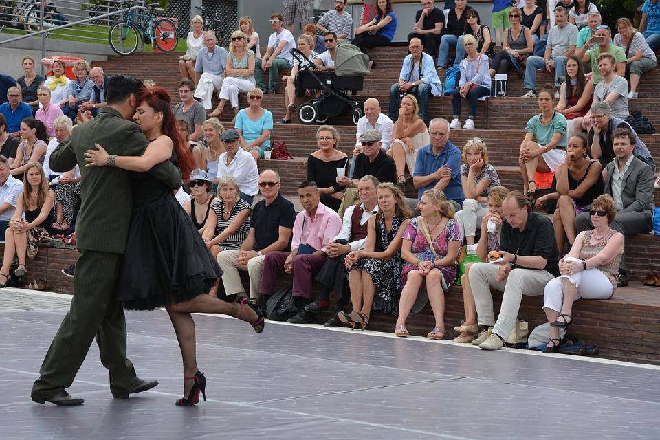 imparare a ballare tango