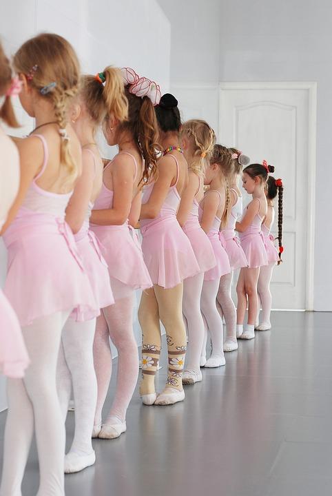 scuola di ballo per bambini
